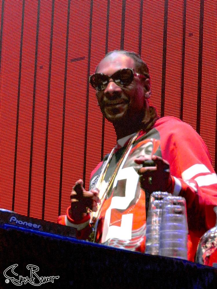 Snoop Dogg @ Patronaat, Haarlem (Sven Bakker)