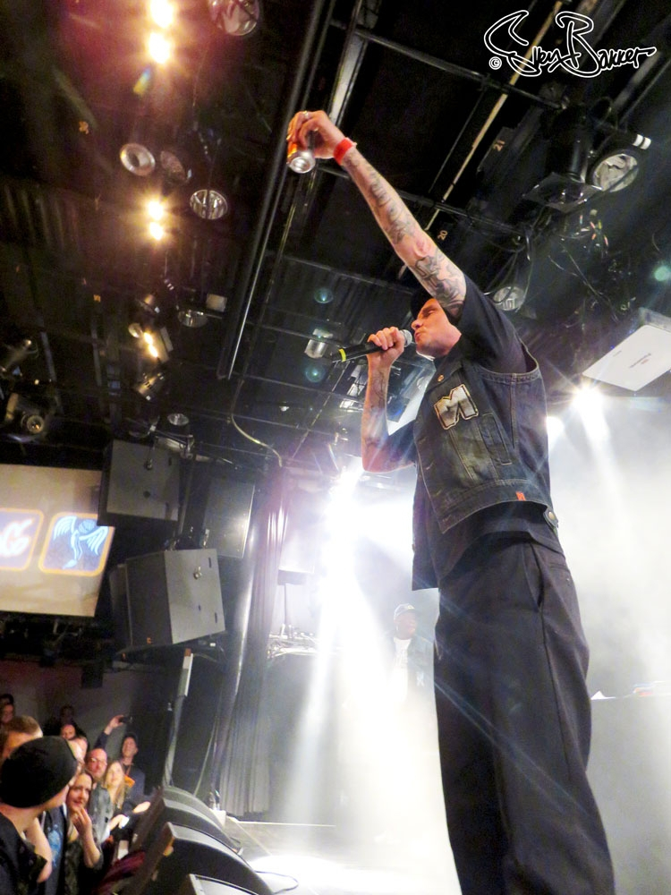 Def P Album realease 30xPi @ De Melkweg, Amsterdam