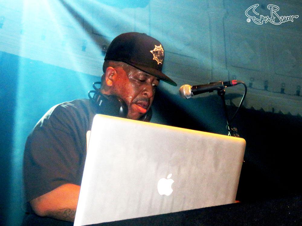 DJ Premier and The Badder @ Paradiso Amsterdam (SvenBakker)