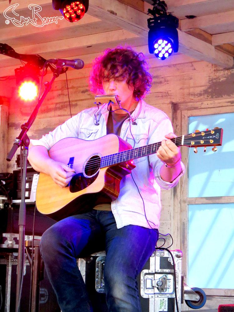 Dan Owen at Bayou, Zwarte Cross, Lichtenvoorde (2015)