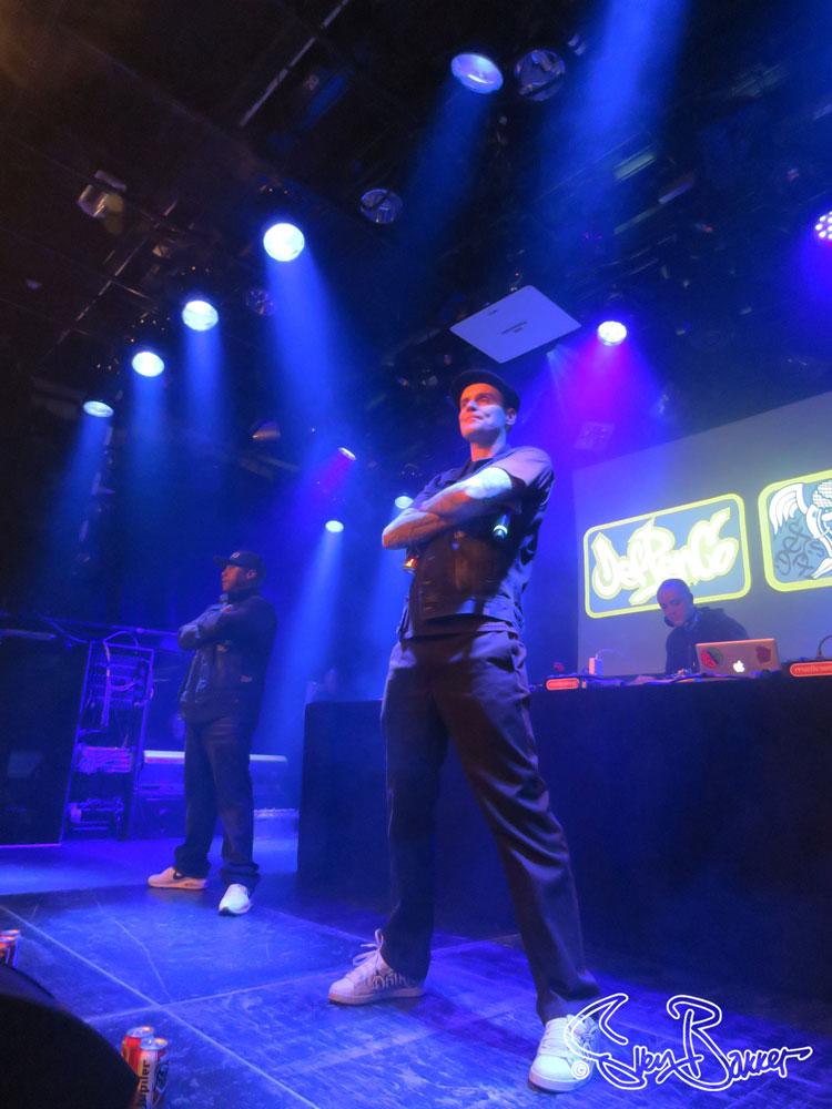 Def P Album realease 30xPi @ De Melkweg, Amsterdam (Sven Bakker