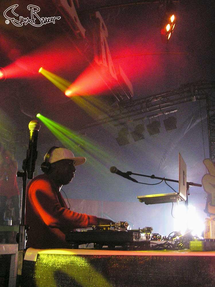 Grandmaster Flash @ Magneet Festival, Amsterdam (Sven Bakker)