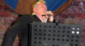 Johnny Rotten with Public Image Limited (P.I.L) @ Paradiso, Amsterdam (Sven Bakker)
