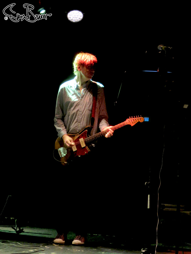 Thurston Moore Band @ Paradiso Noord, Tolhuistuin, Amsterdam (Sven Bakker)